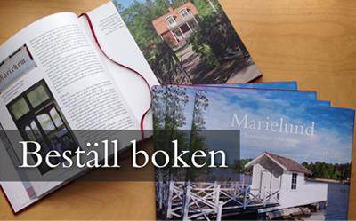 Beställ boken Marielund - sommardröm vid vatten