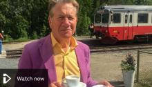 BBC great railway journeys Sweden